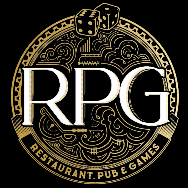 Restaurant, Pub and Games logo